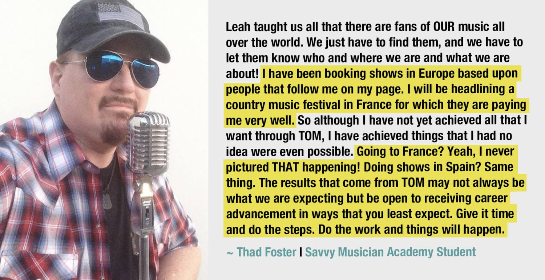 Thad Foster