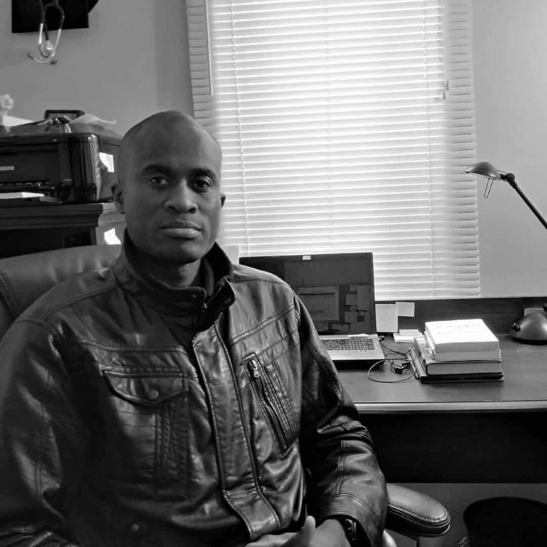 Dr. Enoch Omololu