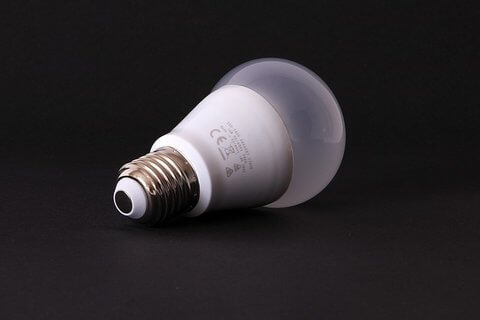 Replace Incandescent Bulbs with CFL or LED