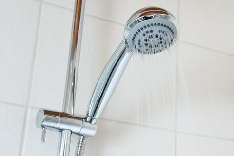 Install Low-Flow Shower Heads