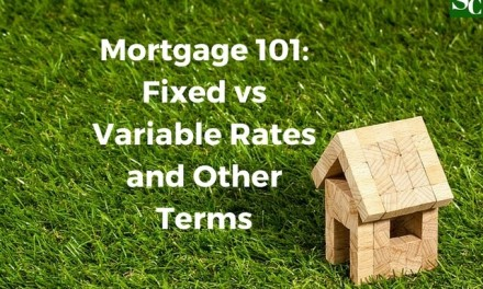 Mortgage 101: Fixed Rate vs Variable Rate Mortgage