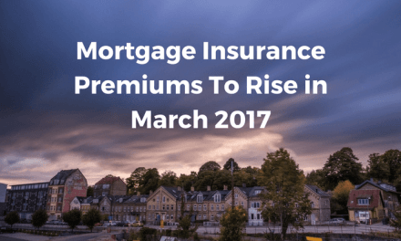 Mortgage Insurance Premiums To Rise in 2017