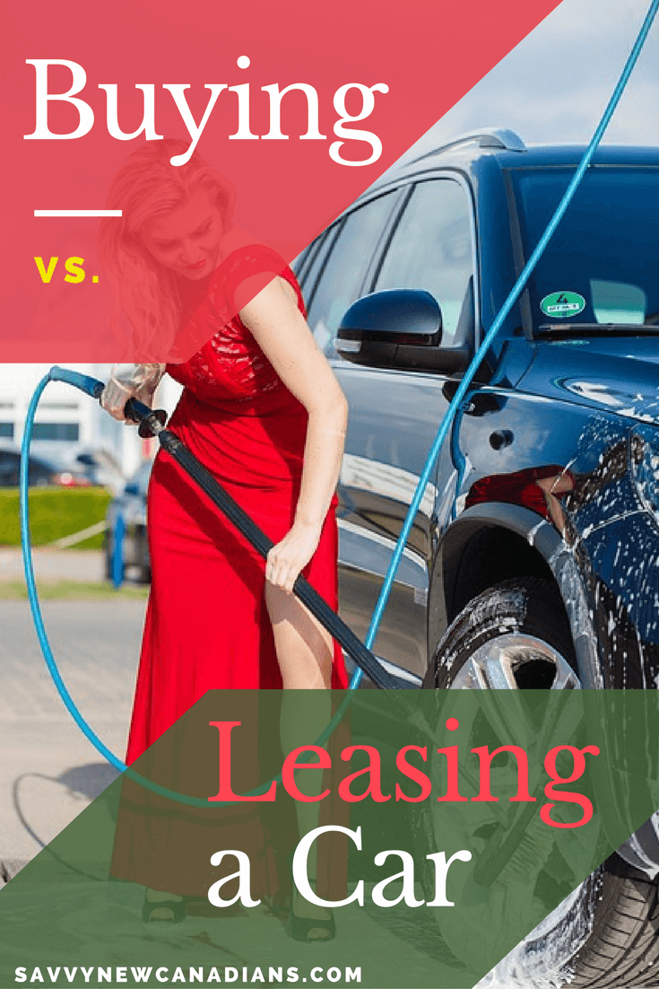 Here's all you need to know about the lease vs. buy a car debate. Check out the pros and cons of buying vs. leasing your new car! #buyacar #leasevsbuy #savemoney #savingmoneytips #frugalliving