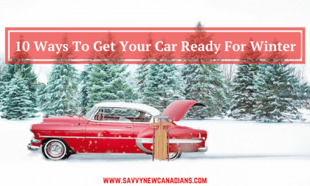 10 Ways To Get Your Car Ready For Winter