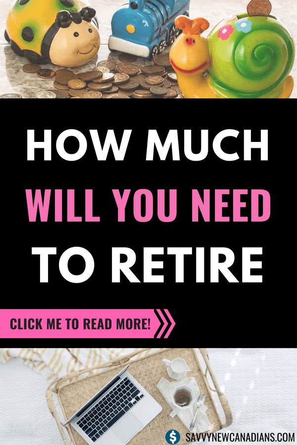 How much income will you need in retirement? Learn about how to calculate your retirement income needs, the various income sources, investing accounts, and government benefits. #retirementplanning #saving #investing #retirement #financialplanning #personalfinance