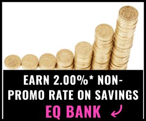 EQ Bank Savings