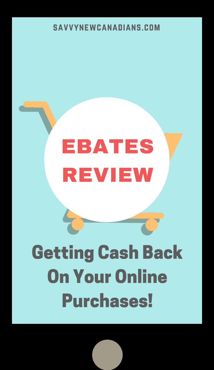 This review of Ebates shows you how the cash-back rewards program works and how you can get cashback every time you make a purchase online. Ebates also rewards you for referring friends to use their website. Ebates is free to use! #savemoney #discountshopping #Ebates #cashbackapps #freeapps