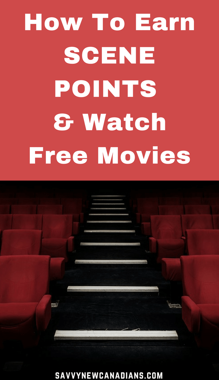 How to earn SCENE points and save money when you go to the movies. #SCENEpoints #movies #freemovies #savemoney #free