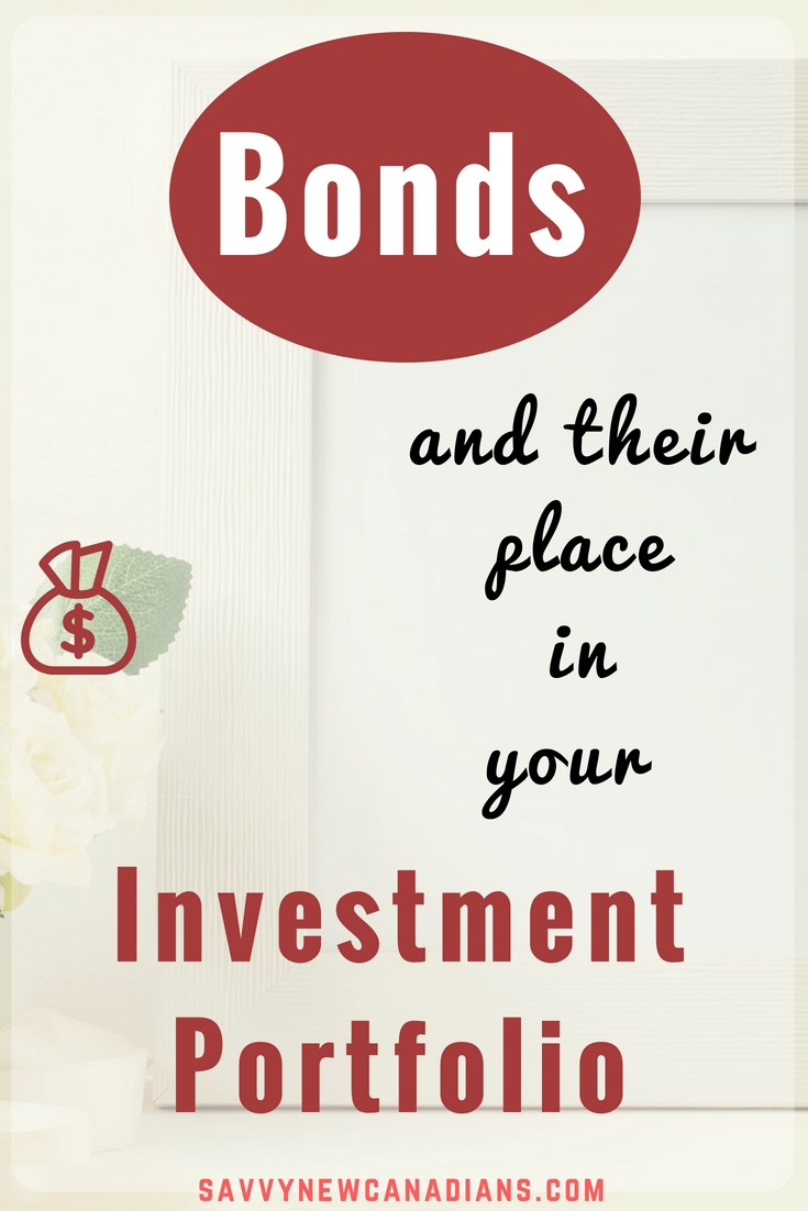 Bonds and Your Investment Portfolio. Learn about how bonds work and start managing your portfolio like a pro! #investing #bonds #beginnertips #stockmarket #personalfinance