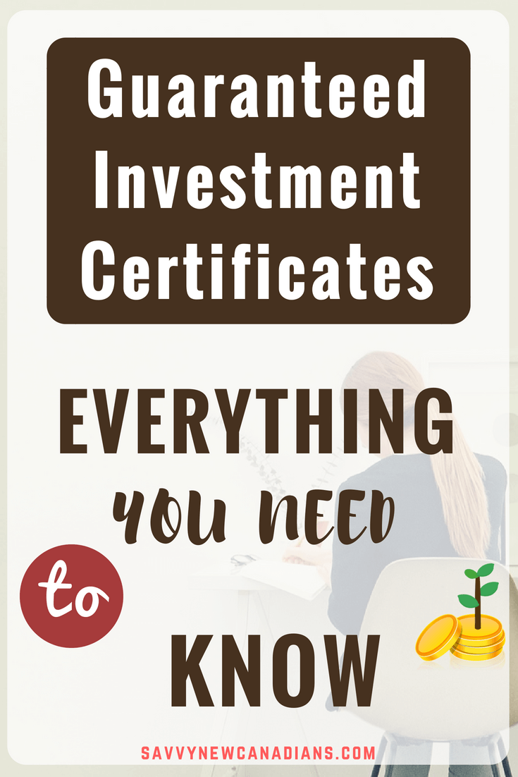 Understanding Guaranteed Investment Certificates