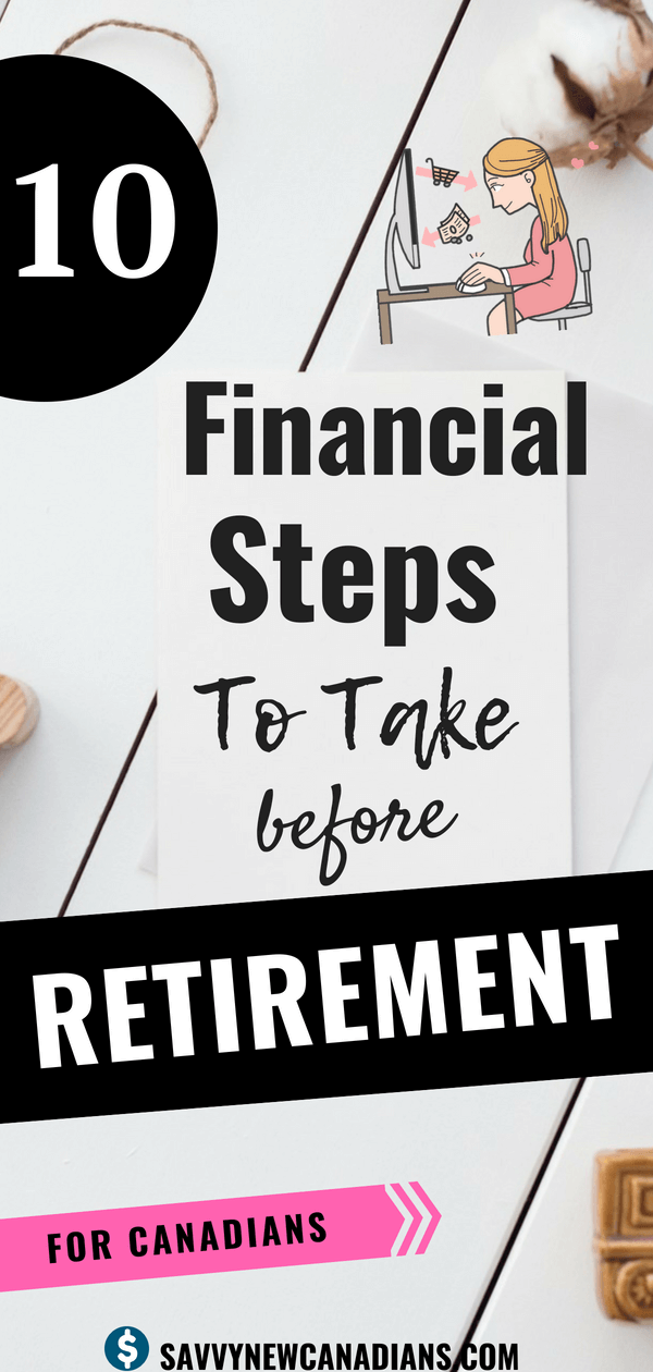 Here's Your Pre-Retirement Checklist. Planning for your retirement can be nerve-wracking. Follow these 10 steps to ensure you have everything covered and ensure you can settle into retirement without fear. #retirement #retirementplanning #money #savemoney #FIRE #personalfinance #financialfreedom #wealth #knowledge #tips