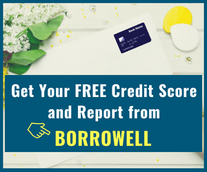 Borrowell Free Credit Score