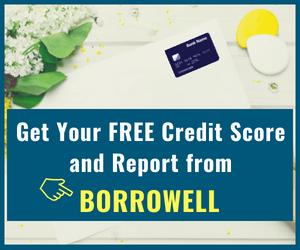 Borrowell Free Credit Score