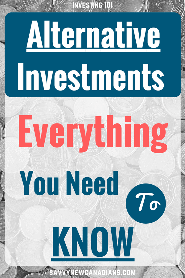 There are several alternative investments apart from traditional stocks, bonds, mutual funds and ETFs that can generate significant returns for your portfolio. Learn about these alternative investments that are available to investors today. #investingforbeginners #investing #makemoney #makemoney #personalfinance