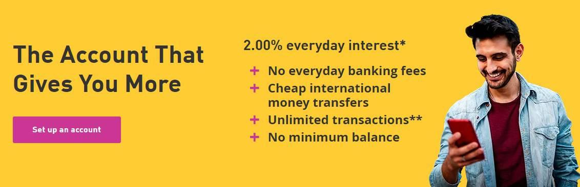 eq bank savings 2 percent rate