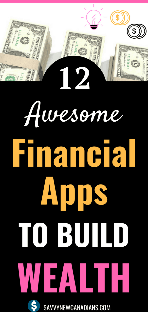 12 Best Financial Apps To Automate Your Savings and Create Wealth. Check out these ultimate financial apps and put your savings on overdrive. Increase your net worth and retire rich and early. Take charge of your finances today. Click to Read and PIN for later! #savingmoney #wealth #money #investing #earnmoney #personalfinance #makemoney #financialfreedom #freemoneytools #budget
