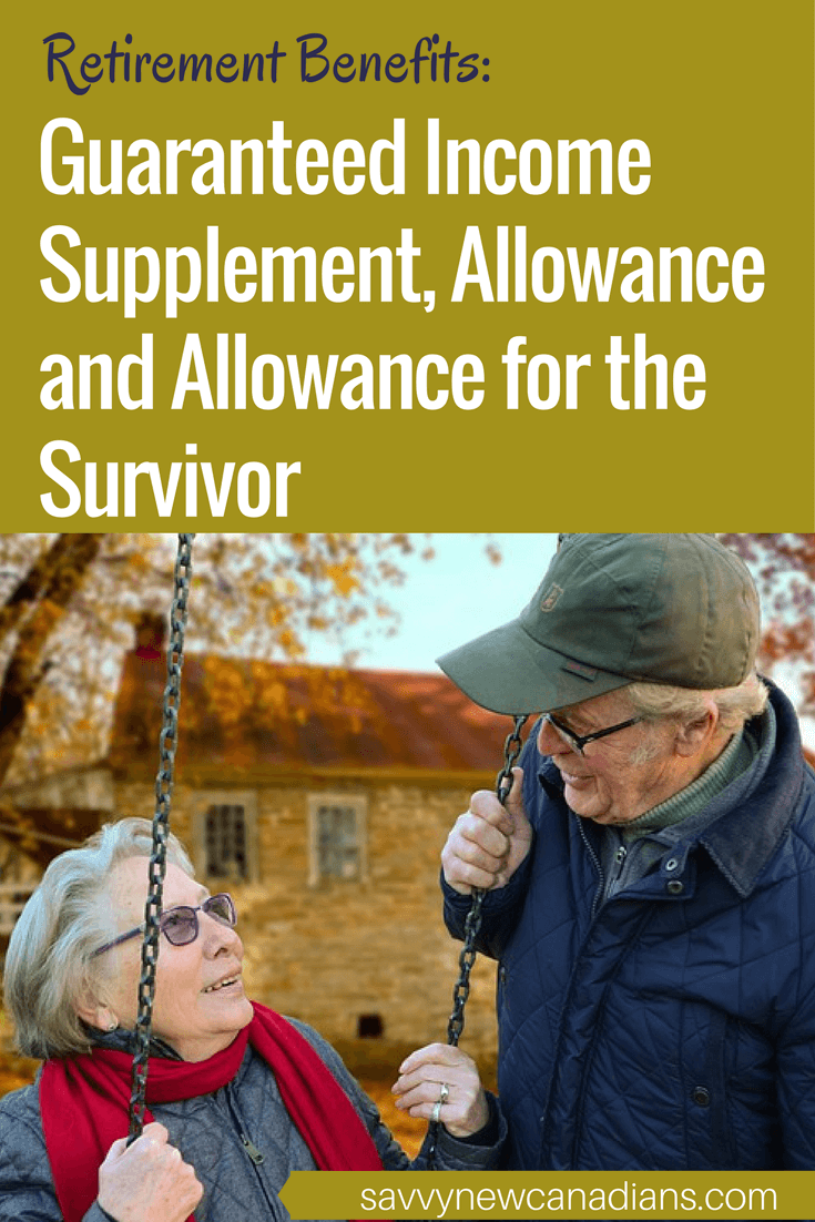 Guaranteed Income Supplement, Allowance and Allowance for the Survivor. Learn about all you need to know about these retirement benefits, eligibility requirements, and how much income you can expect to receive. #GIS #OAS #pension #benefits #retirement #financialplanning #personalfinance