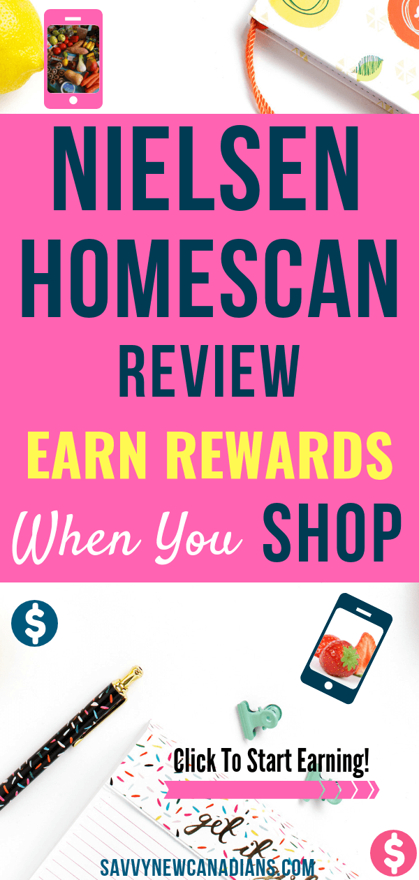 Nielsen Homescan Review: Earn Rewards On Your Shopping