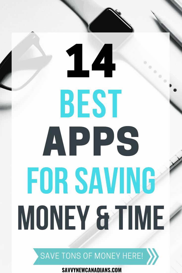 Check out these 14+ free apps to help you save more money and earn cash back effortlessly using your phone or tablet. These free money-saving apps will improve your finances beyond your wildest dreams. Click to read and start saving today! #moneysavingapps #appsthatpayyou #extracash #savemoney #freeapps