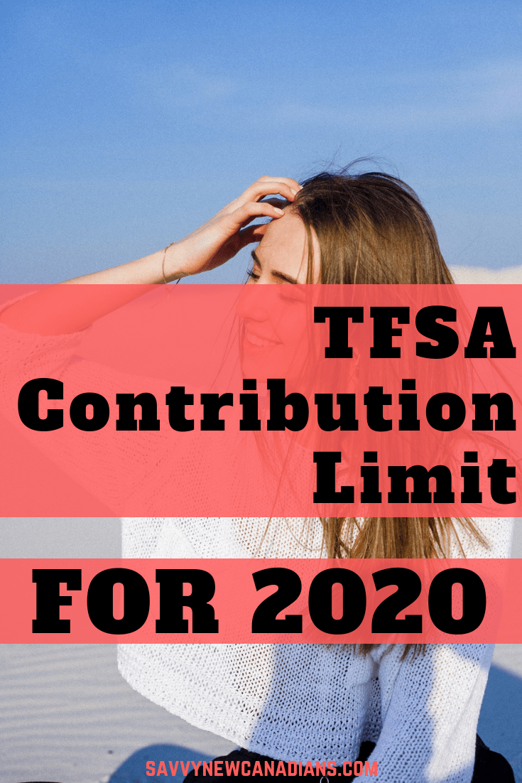 2020 tfsa contribution limit. See how much money you can put in your Tax-Free Savings Account in 2019 and 2020. #TFSA #SaveMoney #TaxFreeSavingsAccount #PersonalFinanceCanada