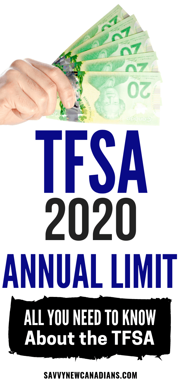 What\'s The TFSA Contribution Limit For 2020? All You Need To Know
