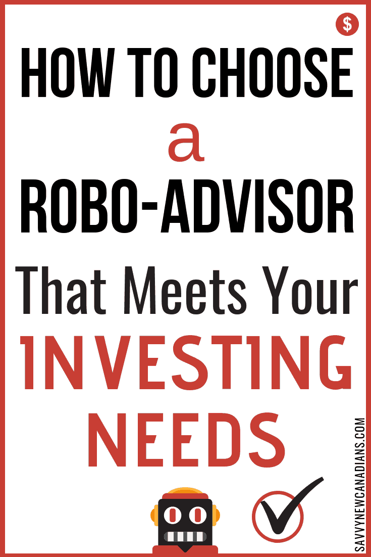 Robo-advisors can help you invest on auto-pilot, save on investing fees, and maximize your returns. Here's how to choose the robo-advisor that's right for you! #roboadvisor #investing #money #wealth #automation #personalfinance #stockmarkettips #ETFs