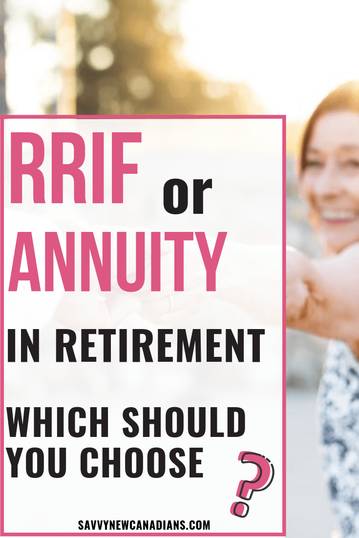 At age 71, you are required to close your RRSP account and convert it to a RRIF, annuity, or both. You can also take cash. RRIF vs. annuity? Which is best? #RRSP #annuity #investing #retirementplanning #pension #RRIF