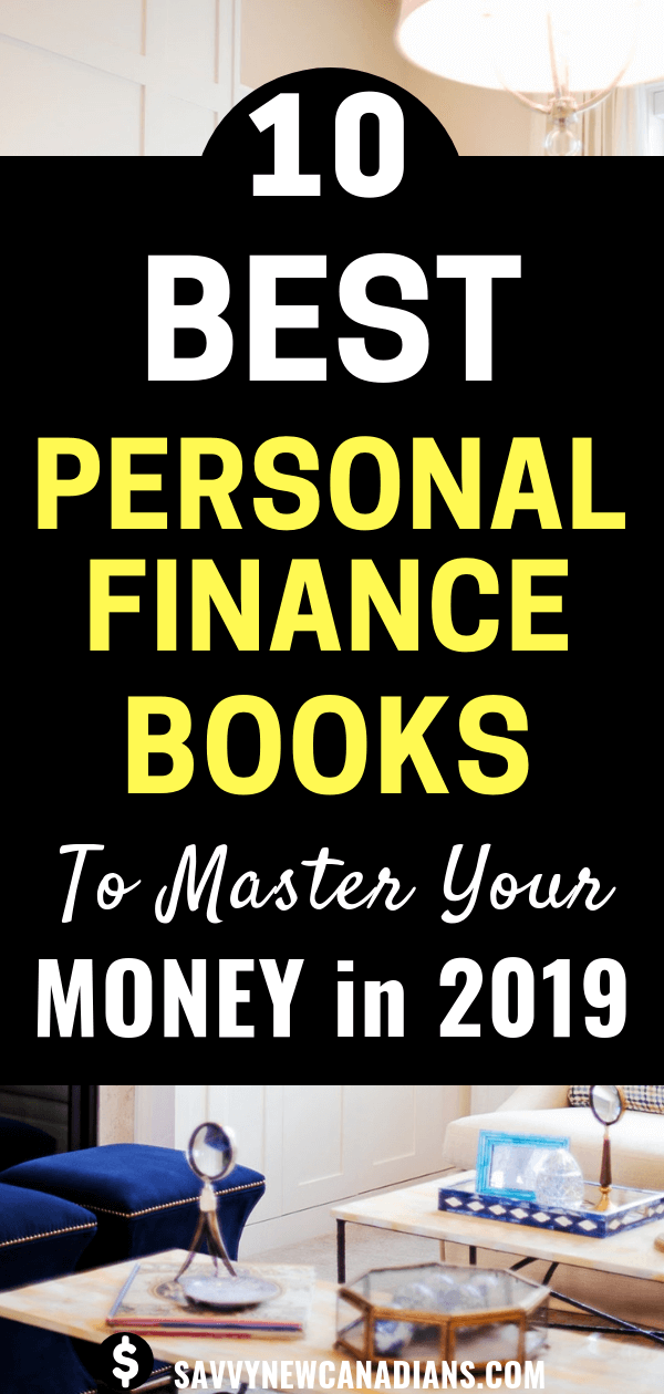10 Best Personal Finance Books You Should Read To Master Your Money in 2020
