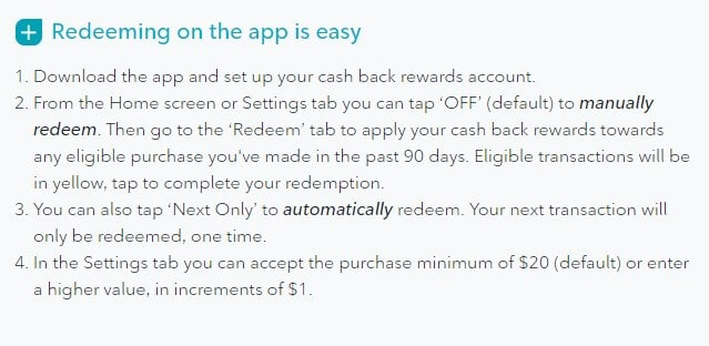 Rogers Mastercard - Pay With Rewards App