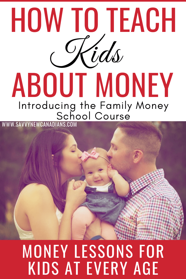 How To Teach Your Kids About Money and The Family Money School