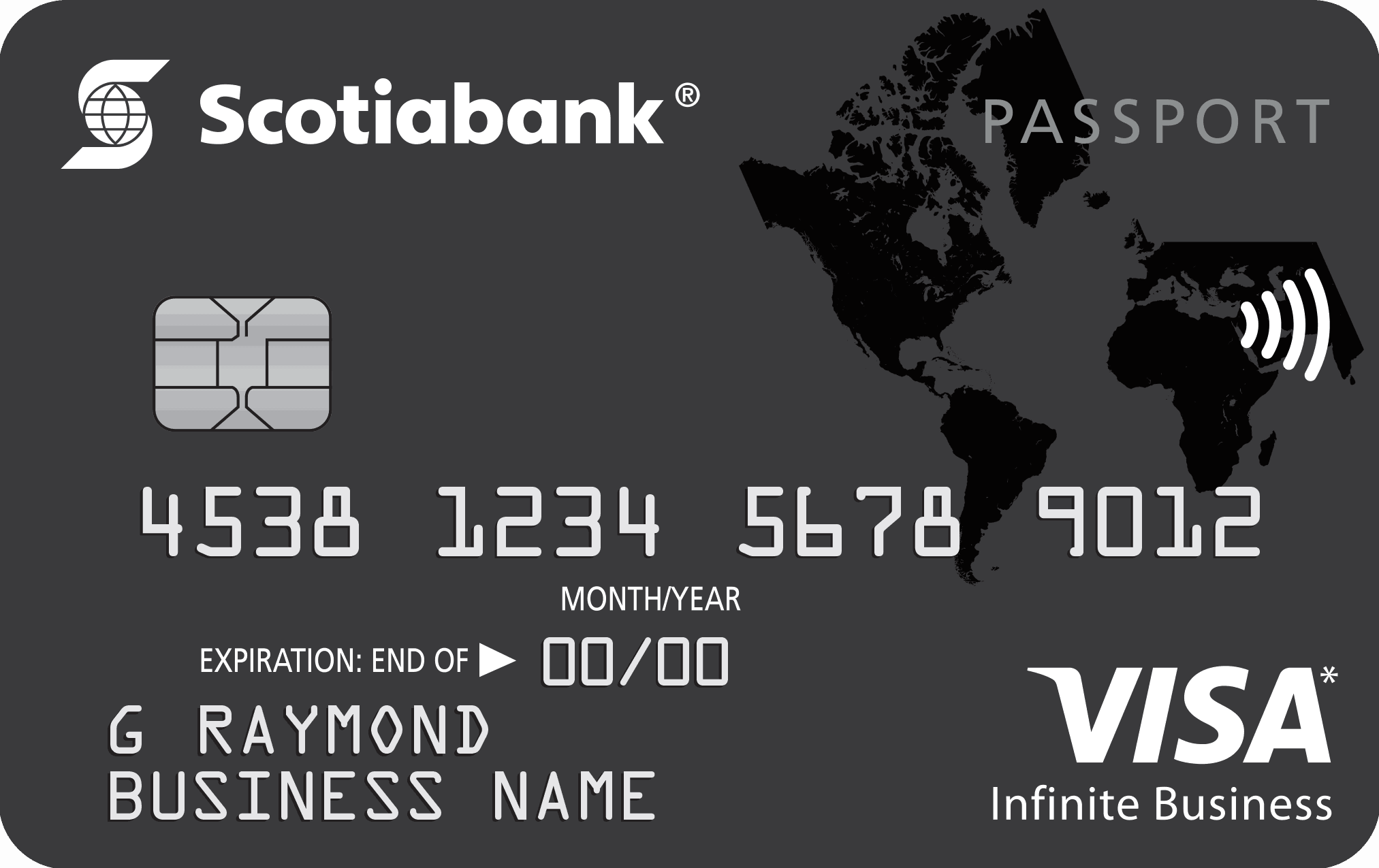Scotiabank Passport Visa Infinite Business card review