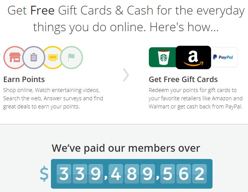 Swagbucks cash back apps