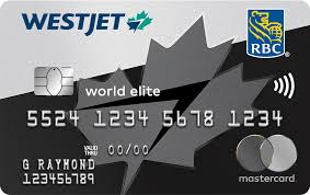 RBC WestJet World Elite Card
