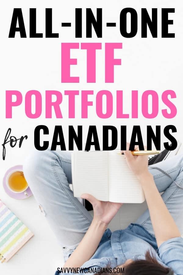 All-in-One ETF Portfolios for Investors in Canada