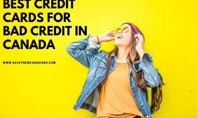 Best Credit Cards for Bad Credit in Canada 2021