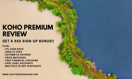 KOHO Premium Review – Up To 3% Cash Back and No FX Fees