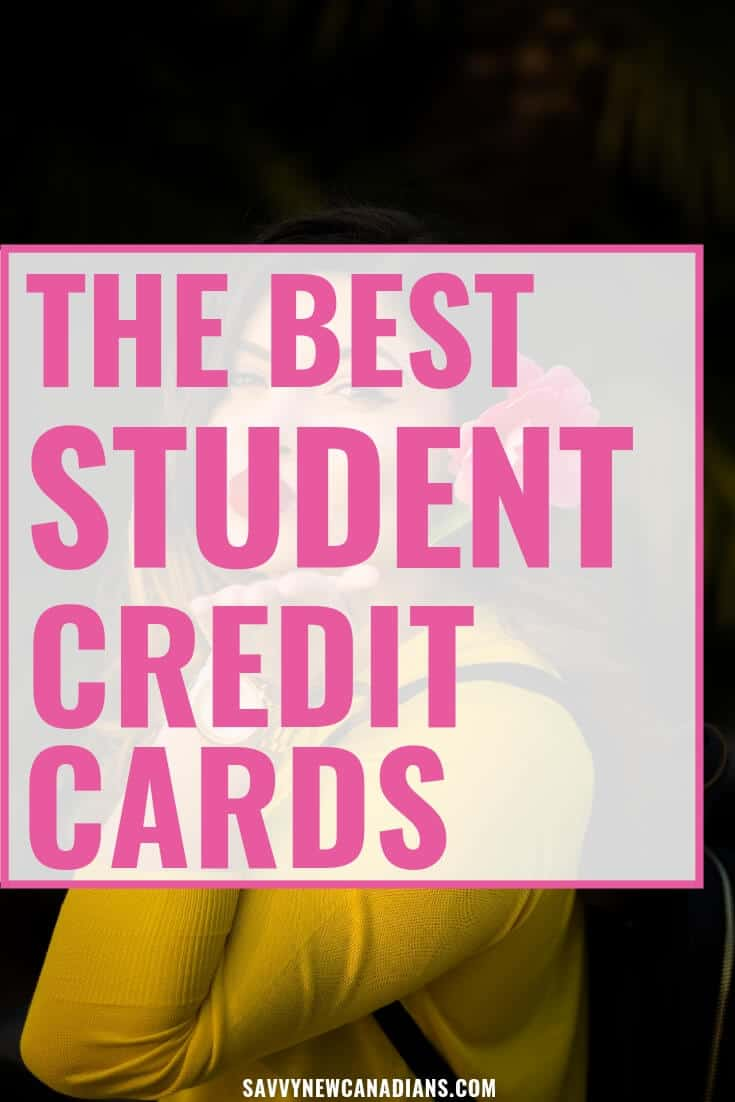 5 Best Student Credit Cards in Canada for 2020