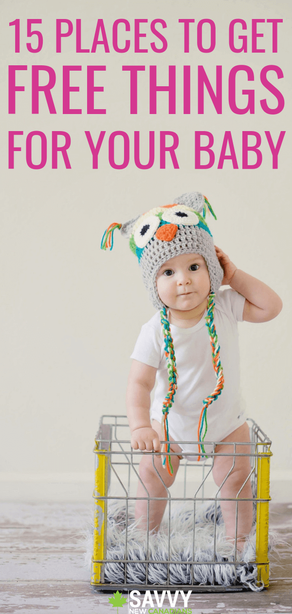 15 places to get free things for your baby