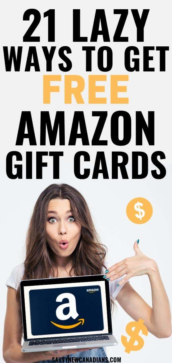Whoa, FREE gift cards? YES, you can get FREE gift cards! This can help you save money this year by making your spending more affordable. You can also use them towards birthday presents or holiday gifts for your friends. Read more to learn about how to get your hands on free gift cards to your favorite shops like Amazon, Starbucks, Sephora, Walmart and more! PIN ME! #freegiftcards #amazongiftcard #paypalgiftcard #googleplaygiftcard #amazonhacks #freecash #savemoney