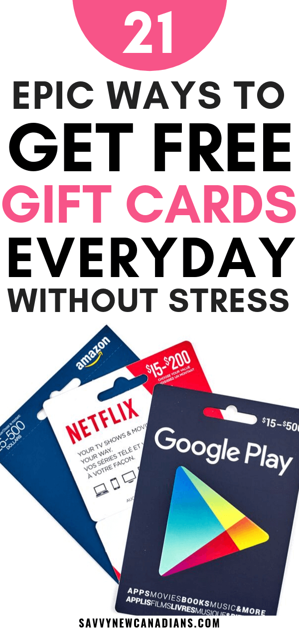 This is how I get FREE gift cards to save money and cut my spending! There are SO many ways to get free Amazon gift cards (it's like getting FREE money!). You can also give out these gift cards to friends and family as gifts. DON'T MISS OUT! PIN ME! #amazon #giftcards #amazonhacks #freegiftcards #savemoney #makemoney #freestuff #freemoney