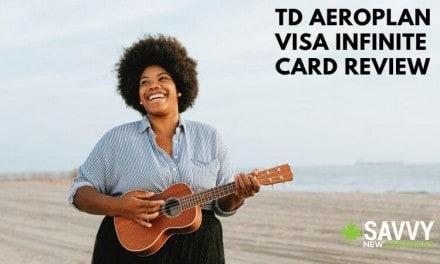TD Aeroplan Visa Infinite Credit Card Review
