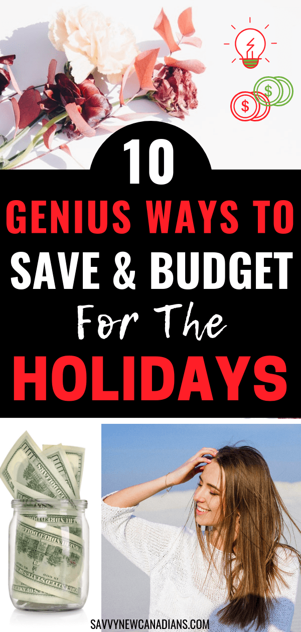 10 Ways to Save and Budget for the Holiday Season