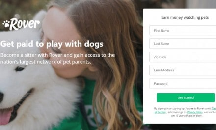 Rover.com Review: Make Money Walking Dogs and Pet Sitting