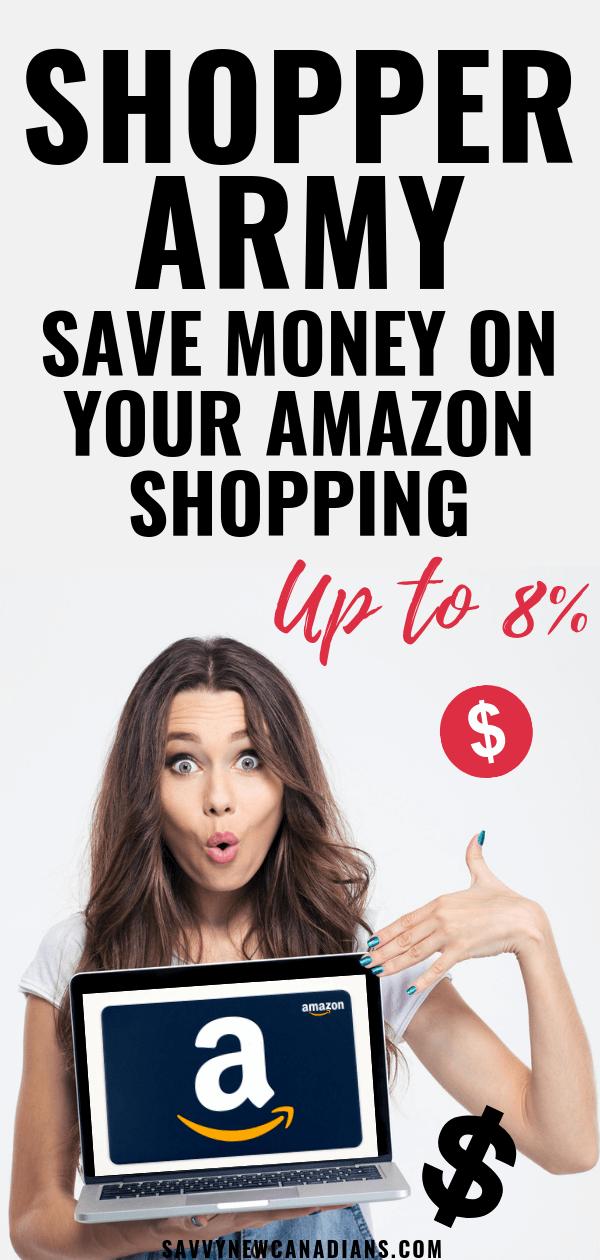 Shopper Army Review: Get Cash Back When You Shop