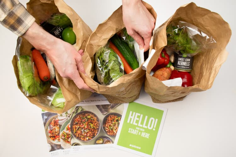 Canadian Meal Kits and Food Delivery