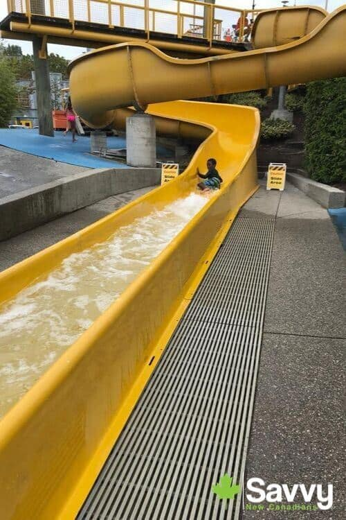 Granville Water Park BC