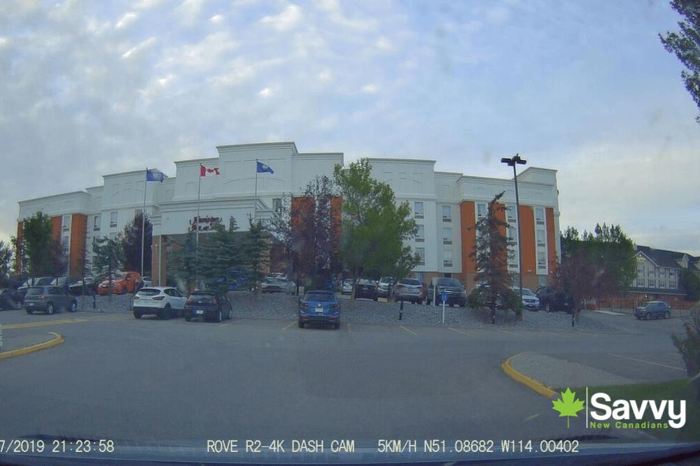 Hampton Inn Suites Calgary