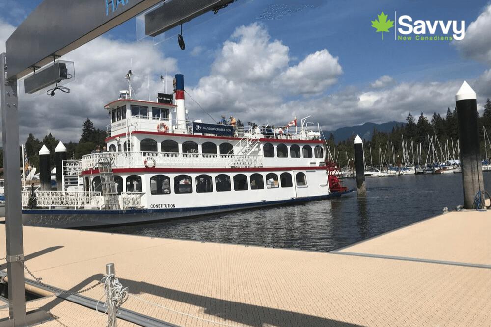 Harbour Cruise British Columbia