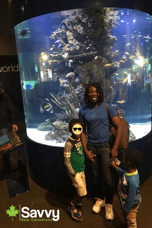 Vancouver Aquarium British Columbia