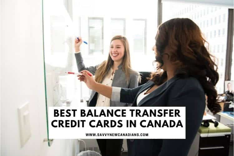 Best Balance Transfer Credit Cards in Canada